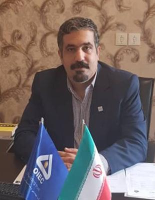 آقای تیموری عضو علی البدل هیئت مدیره